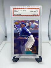 2001 Upper Deck Ichiro Suzuki #271 PSA 10 GEM Mint