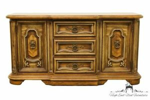 """STANLEY FURNITURE Louis XVI French Provincial Style 56"""" Sideboard / Buffet 47..."""