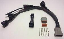 034 Audi VW 2.0T FSI CoilConversion Harness ICM Delete AEB ABZ APH AWV 1.8T USA