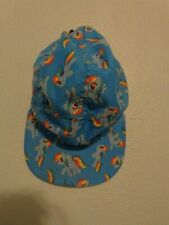 My Little Pony Rainbow Blue Baseball Cap