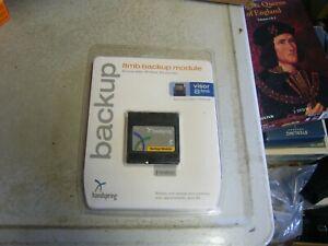 Handspring 8 MB  Backup Module Works With All  Visor Handhelds Brand New Sealed!
