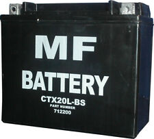 Battery (Conventional) for 2007 Moto Guzzi Griso 1100 (ABS) NO ACID