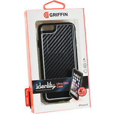 Genuine Griffin Identity Graphite Rugged Slim Case Cover For iPhone 6 iPhone 6S