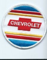 Chevrolet advertising patch 3 in dia #1972