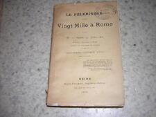 1892.pélerinage des vingt mille à Rome.Beller.reims