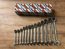 Lotto stock Beta Set Serie di 15 chiavi combinate a cricchetto 142/S15 nuove
