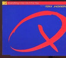 Q featuring Tony Jackson / (Everything I Do ) I Do For You
