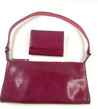 Monsac Original Dark Pink Leather S