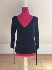 Shirt in schwarz, Gr. M 38, amisu