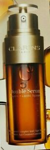 CLARINS Double Serum Complete Age Control Concentrate 1.08 OZ / 30.6 ML -PACKETS