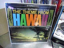 Dan & Dale Theme From Hawaii Guitar vinyl LP Diplomat Records Sealed Surf Exotic