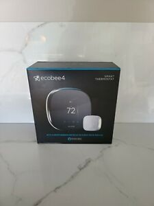 Ecobee4 Alexa Enabled Smart Thermostat ***Empty Box with Inserts & Manual Only**