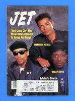 JET MAGAZINE MARCH 11 1991 NEW JACK CITY