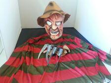 Mens Adult FREDDY KRUEGER Nightmare on Elm Street Costume