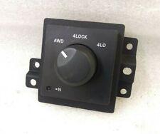 Dodge Durango 4x4 selector switch button AWD 4LOCK 4LO OEM 56049455 Aspen 04-09