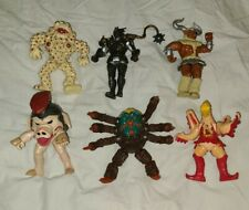 Bandai Mighty Morphin Power Rangers Evil Space Aliens Series 1 Lot of 6