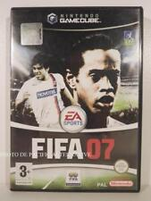 SANS NOTICE: jeu FIFA 07 pour Nintendo GAMECUBE en francais game foot 2007 spiel