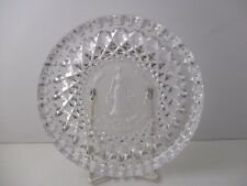 """WATERFORD TWELVE DAYS OF CHRISTMAS PLATE - 8 Maids - 1991 - 8"""" 0103E"""