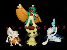 Takara Tomy Pokemon figure Sun & Moon trading figure (full set 4 pcs with boxes)