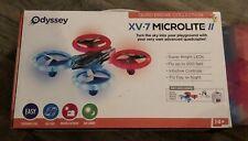 Odyssey Xv 7 Microlight Ii R/C Drone Remote Control - Ody-7506 - New In Box