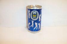 "Suntory Beer ""Golfers"" Blue Alum Suntory Brewery Japan Bottom Opened"