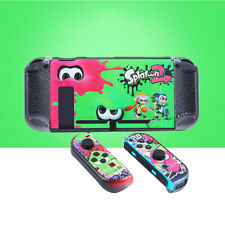 Splatoon 2 Pattern Protective Shell Cover Case for Nintendo Switch & Joy-Con