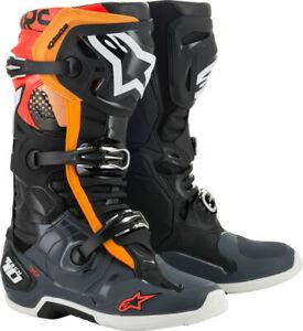Alpinestars Tech 10 Boots Mens Adult Motocross Dirt Bike Off-Road Motorcycle