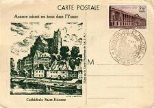 CPA   Auxerre mirant ses tours dans l'Yonne - Cathédrale Saint-Etienne  (357334)