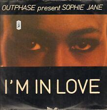Outphase present Sophie Jane – I'm In Love Onizom Music – OZ 001 Italy 1990