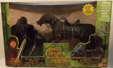 Lord Of The Rings Fellowship  - Canada Exclusive Frodo, Ringwraith, & Horse MISB