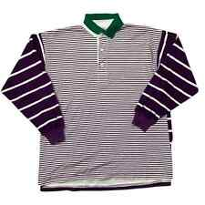 Vintage World Island Rugby Polo