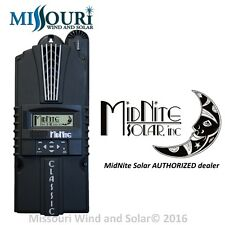 MidNite Solar Classic 250 SL MPPT Solar Charge Controller Regulator 250V 63A