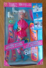Barbie Winter Sport Hiver Mattel Vintage