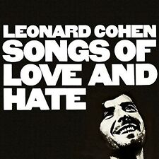 Leonard Cohen - Songs Of Love & Hate [New CD] Japan - Import