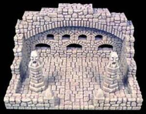 Roleplay Scenery D&D Heroquest 25mm - Burial Chamber