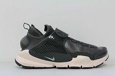 Men's Nike x Stone Island Sock Dart Mid Sequoia LT Orewood Brown 910090-300 Sz 6