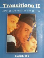 Transitions 2: Reading and Writing for College