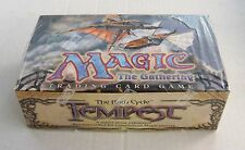 Magic the Gathering MTG TEMPEST 36ct Factory Sealed Booster Box English