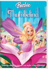 Barbie Presents: Thumbelina [New DVD] Ac-3/Dolby Digital, Dolby, Dubbed, Slips