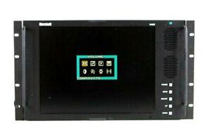 """Marshall Electronics V-R151P 15"""" 6U Rack Mountable LCD Monitor e669"""