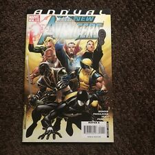 New Avengers (1st Series) (2008) Annual #2