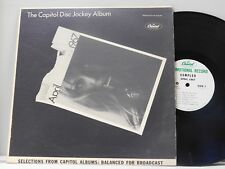 Capitol Disc Jockey Album, Apirl 1967 ~ Capitol VG+