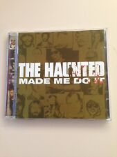 THE HAUNTED - MADE ME DO IT + CAUGHT ON TAPE - CD & DVD