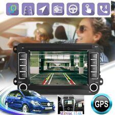 "Android 8.1 7"" Radio Coche 2DIN GPS Navi Bluetooth  VW GOLF PASSAT POLO TIGUAN"