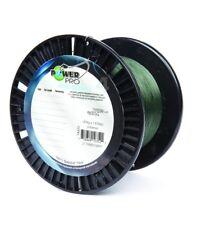 New! Power Pro 33400501500E Maxcuatro Braided Fishing Line, 50 lb/1 33400501500E