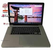 "Apple MacBook Pro 15.4"" 2.3Ghz Core i7 A1286 8GB Ram 1TB HDD (mediados de 2012)"