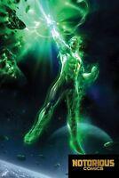 Green Lantern #2 Variant DC Comics 1st Print 12/05