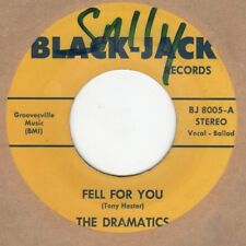 Dramatics Fell For You Black Jack Soul Northern Motown