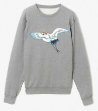 Kenzo Paris $295 Reversible Unisex Sweatshirt, Men (S), Women (L)