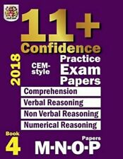 More details for 11+ confidence: cem-style practice exam papers book 4: comprehension, ...